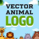 Post thumbnail of Vector Animal Logo Templates Design (26 Logos)