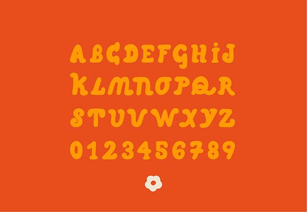 Pumuqui Font Letters