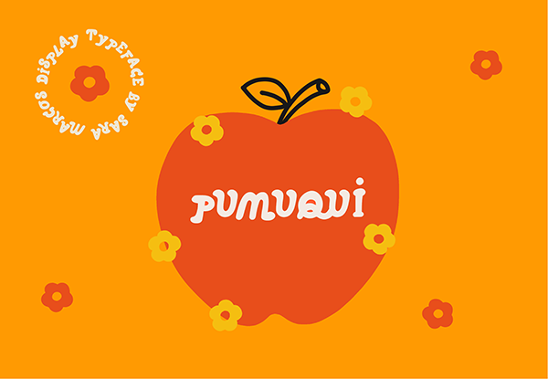 Pumuqui Free Font