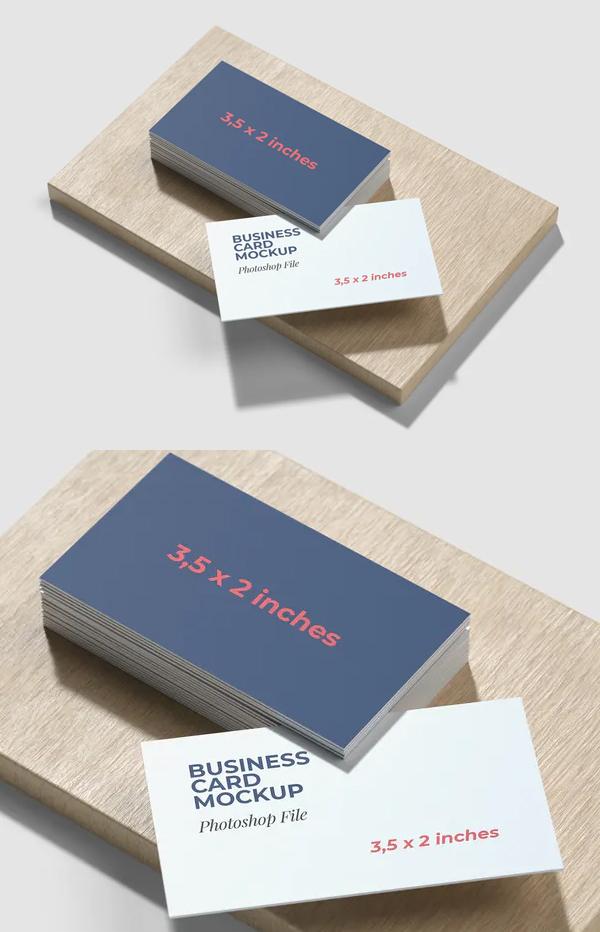 Best Business Card Mockup
