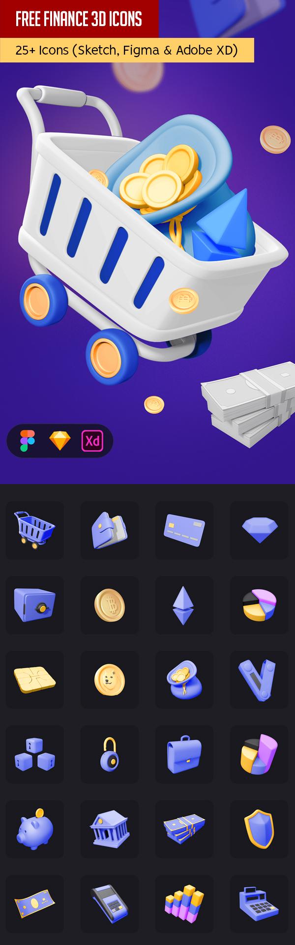 Perfect 3D Icon