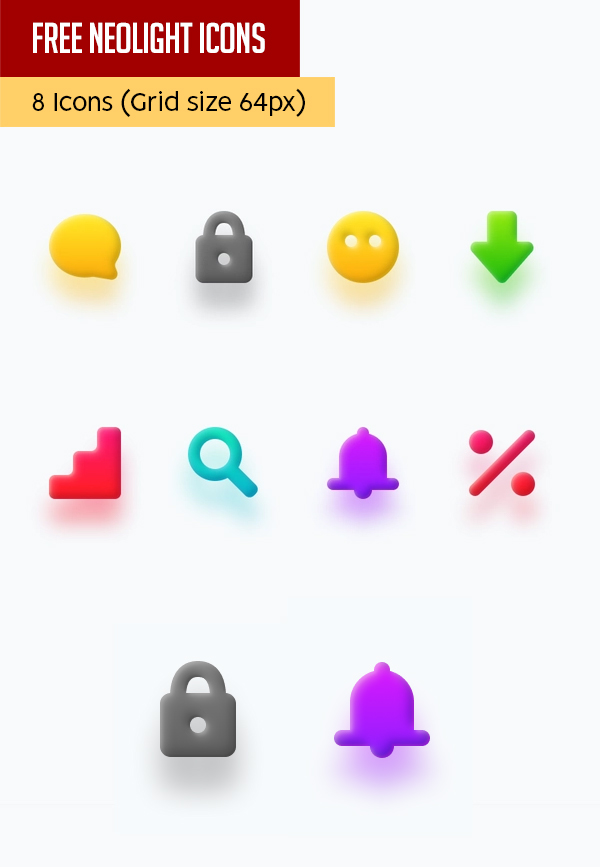 Neolight Icons set