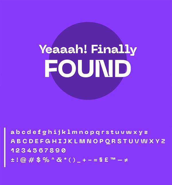 Neue Machina Free Font