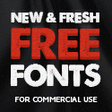 Post Thumbnail of Fresh Free Fonts (16 New Fonts For Designers)
