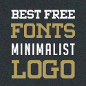 Post Thumbnail of 14 Best Free Fonts for Minimalist Logo Design