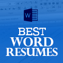 Post thumbnail of 30+ Best Word Resume Templates Of 2021