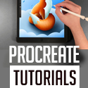 Post Thumbnail of Procreate Tutorials: 27 Best Tutorials To Learn Drawing Illustrations