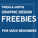 Post thumbnail of Freebies: Download 35+ Fresh Free Graphics for UI/UX
