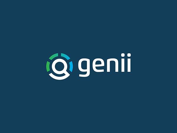 Genii Logo Design