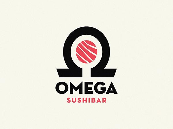 Omega Logo Design