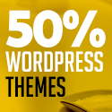 Post thumbnail of 50% OFF Sale On Best WordPress Themes