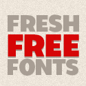 Post thumbnail of 22 Fresh Free Fonts