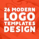 Post thumbnail of Modern Logo Templates PSD Design (Inspiration #95)