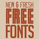 Post Thumbnail of 20 New Free Fonts