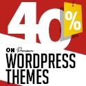 Post Thumbnail of Best WordPress Themes - 40% OFF Sale
