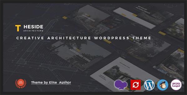 TheSide - Creative Architecture WordPress Theme