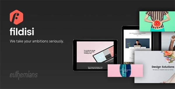 Fildisi - Responsive Multi-Purpose WordPress Theme