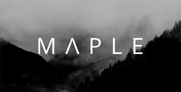 Maple   Clean Minimal Multi-Purpose WordPress Theme