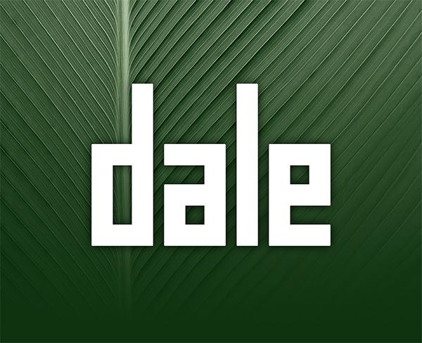 Dale Free Font
