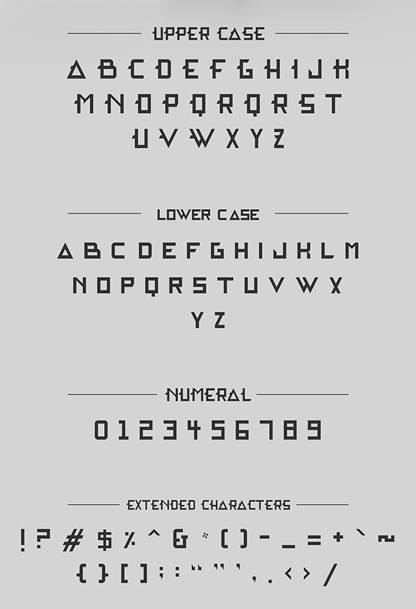 Gettion Font