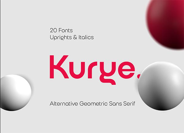 Kurye Light Free Font