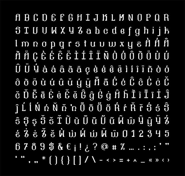 Plomo Font