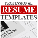 Post thumbnail of 27 Professional CV Resume Templates