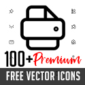 Post thumbnail of 100+ Free Premium Vector Icons