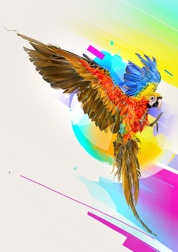 Amazing Digital Illustrations Art By Denis Gonchar - 11