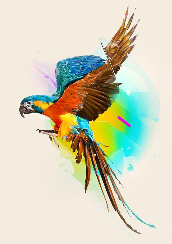 Amazing Digital Illustrations Art By Denis Gonchar - 12