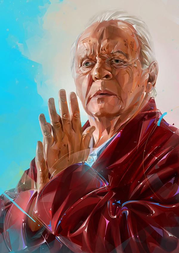Amazing Digital Illustrations Art By Denis Gonchar - 14