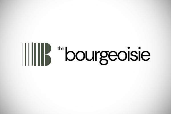 The Bourgeoisie Logo Design by Dmitry Zmiy