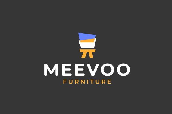 Meevoo Logo Logo Design by Tom Caiani