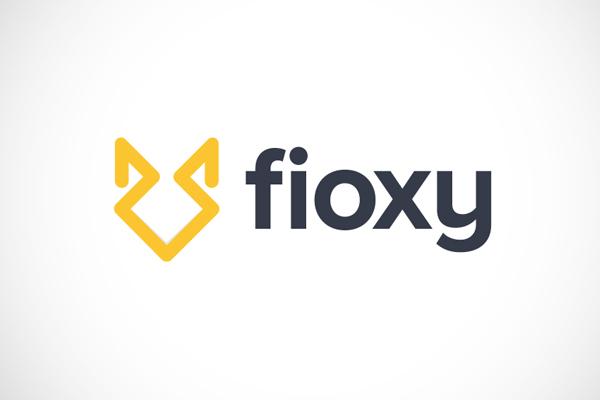 Fioxy - Brand Identity by Ashfuq Hridoy
