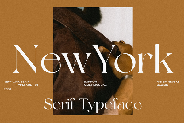 Newyork Free Font
