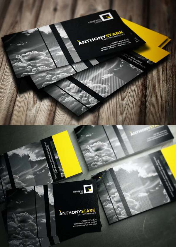 Perfect Photography Business Card Design