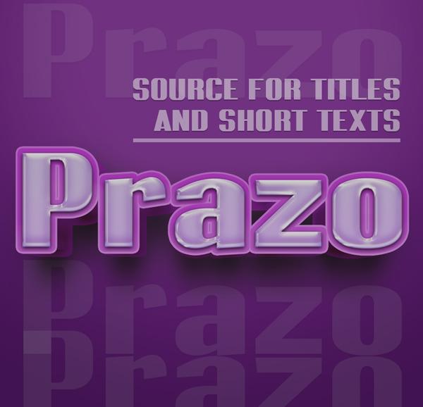 Prazo Free Font