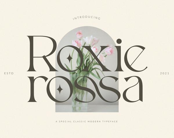 Roxie Rossa Free Font