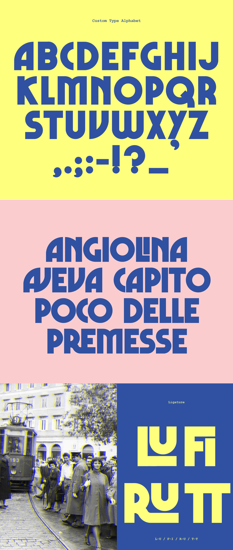 Senilita Retro Font