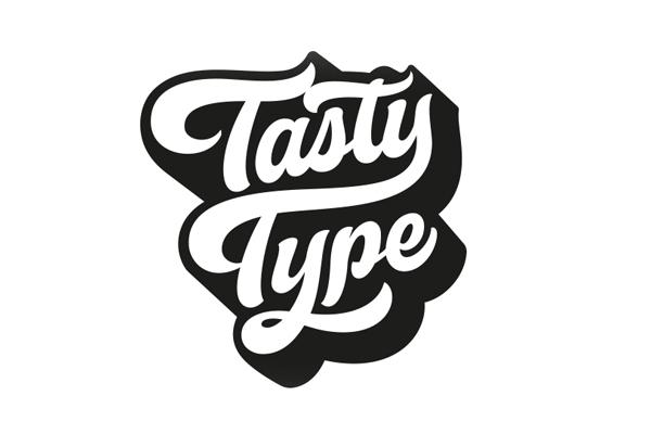 Custom Fonts Logo Design